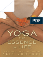 Yoga the Essence of Life