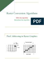 Lecture 3 - Line_Algorithms