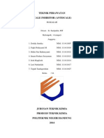 Tugas Perawatan Scale Inhibitor