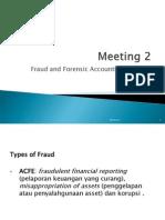 Meeting 2 Fraud