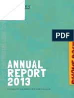 PTM 2013 Annual Report