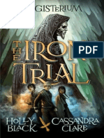 The Iron Trial - Magisterium 1 - Cassandra Black & Holly Black.epub