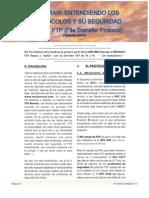 Serie Raw NXC Protocolos y Servicios TCP-UDP