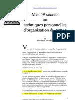 59 SecretsTemps