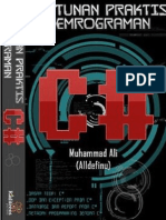 BUKU PEMROGRAMAN C# NETWORK PROGRAMING DAN WINDOWS PROGRAMING