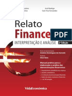 Relato  Financeiro