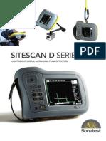 Sitescan D Series