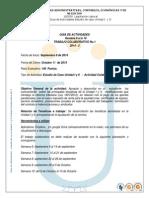 Legislacion Laboral Guia Uv Estudio de Caso Unidad i y II.