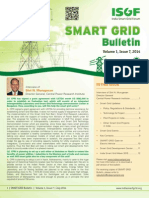 ISGF Smart Grid Bulletin - Issue 7 (July 2014)