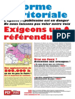 Réforme territoriale Nord Essonne/Yvelines