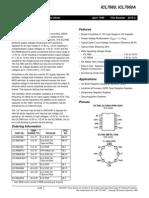 datasheet ICL7660