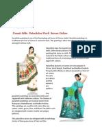 Fusion of Patachitra Work