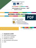 WCDMA/HSPA introduction