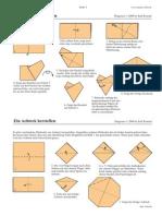 Origami Vielecke