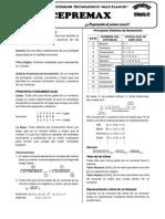 CEPREMAX - Aritmética Semana 02 _(Numeración_)