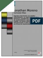 Jonathan Moreno (C.v)