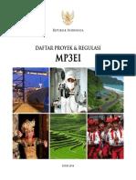 MP3EI. Buku II. Daftar Proyek dan Regulasi. Edisi 2014 Cetakan Keempat