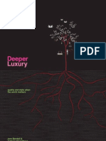 Deeper Luxury Report