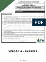 Ibfc 2014 Seds Mg Agente de Seguranca Penitenciaria Prova (2)