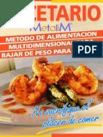 Libro Recetas MetaliM1