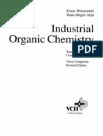 Industrial Organic Chemistry