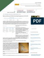 Microsoft Research PhD Scholarship for EMEA, 2015 Scholarship Positions 2014 2015