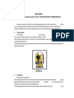 Betulresumepengenalanalat Alatsurvei2 130402010137 Phpapp02