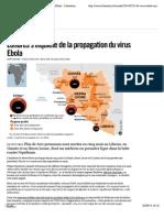 Londres s'inquiète de la propagation du virus Ebola - Libération