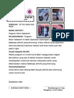Format Laporan Nilam Sedaerah - Terkini 2010