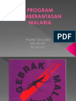 Program Pemberantasan Malaria