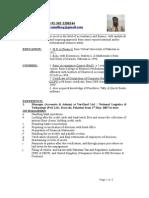 My CV Ikram - IL