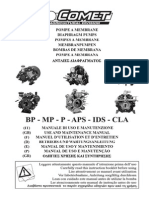 COMET Pump Manual