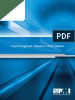Pmi Pmp Handbook