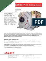 DC Drilling Motor