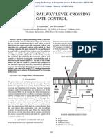 224plc Based Railway Level Crossing Gate Control PDF