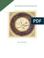 Muhammad Dalam Perjanjian Lama dan Perjanjian baru