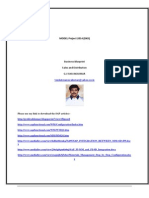 SD Blue Print Document_Sample