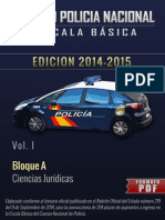 Temario Policia Nacional 2014 2015 PDF