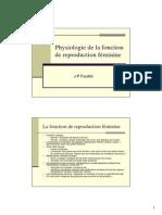 Fonction Ovarienne Physiologie Et Exploration (1)