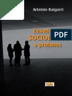 Teoria de Sociologia