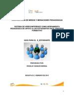 Instructivo Webconferencia 2014 e Estudiante