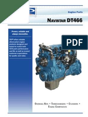 Dt466e Engine Parts Diagram - Online Wiring Diagram