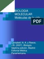 1. 2 Moleculas de La Vida