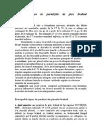 Recuperarea in Paraliziile de Plex Brahial Posttraumatice