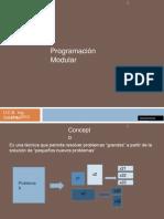 Programacion I - Prog Modular