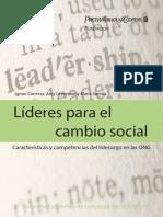 ESADE - Lideres Para El Cambio Social