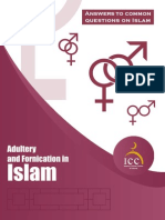 Adultery and Fornication in Islam