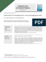 Actualización en Anticoagulantes II Nuevos Anticoagulantes Orales