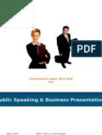 Rahasia Public Speaking & Presentation Instantly