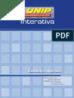 Estatistica Aplicada Unidade I(1)